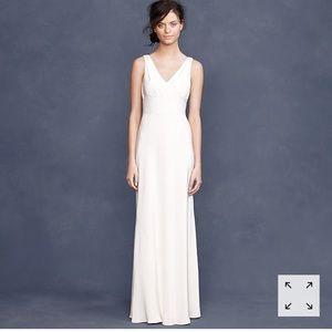 J. Crew Sophia Wedding Dress